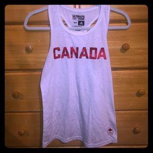 Olympic Canada tank top